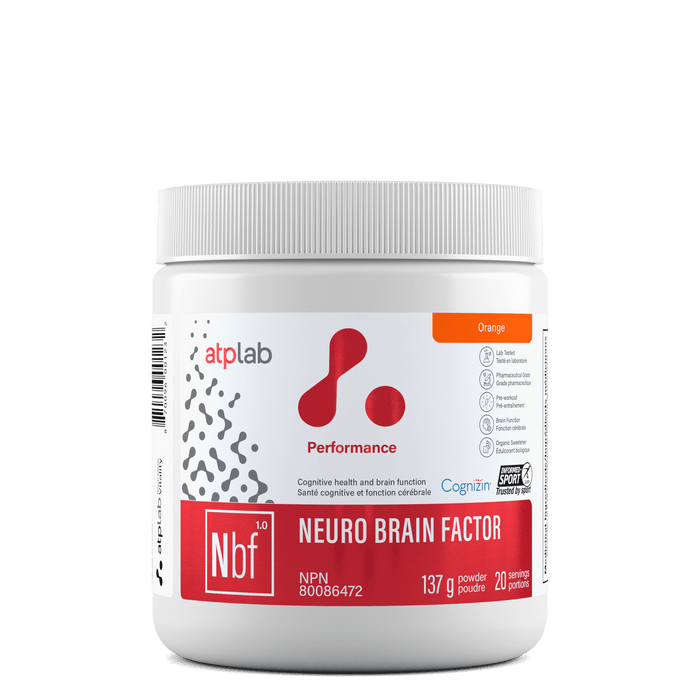 ATP Neuro Brain Factor 137g 870096001232