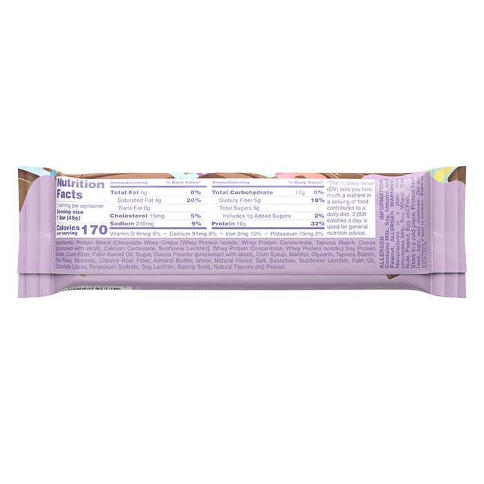 Alani Nu Fit Snack Bar Boîte de 12 || Alani Nu Fit Snack Bar Box of 12