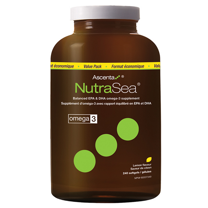 Ascenta NutraSea Original 240 caps