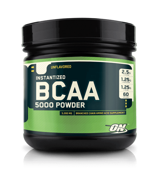 Optimum Nutrition Instantized BCAA 5000 Powder 345g