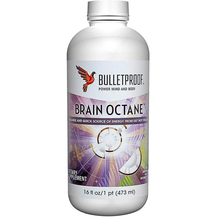 Bullet Proof Brain Octane 473ml 815709021092