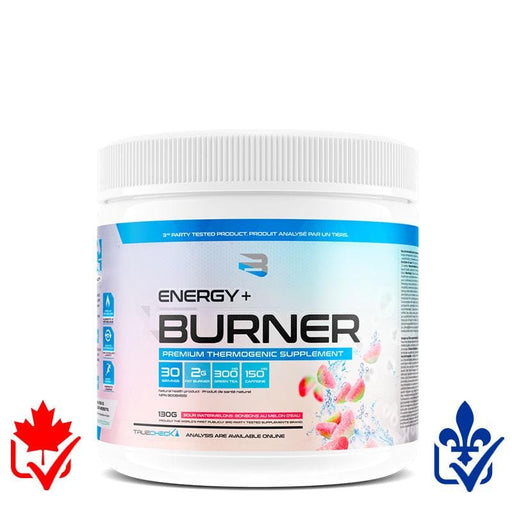 Believe Energy+Burner 130g 628055911128