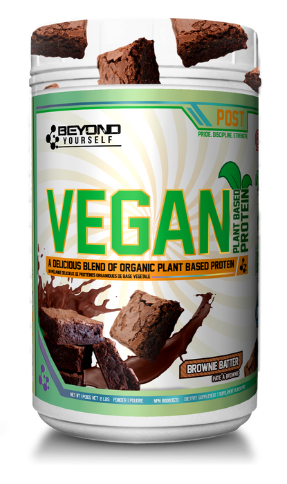 Beyond Yourself Vegan 2lbs