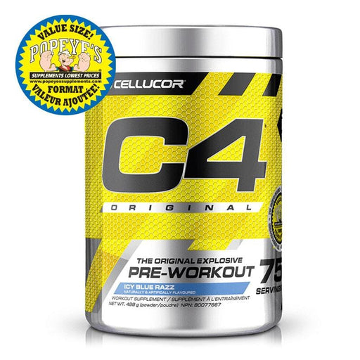 Cellucor C4 Original 488g 810390029983
