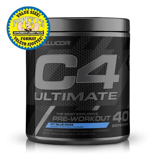 Cellucor C4 Ultimate 860g 842595102420