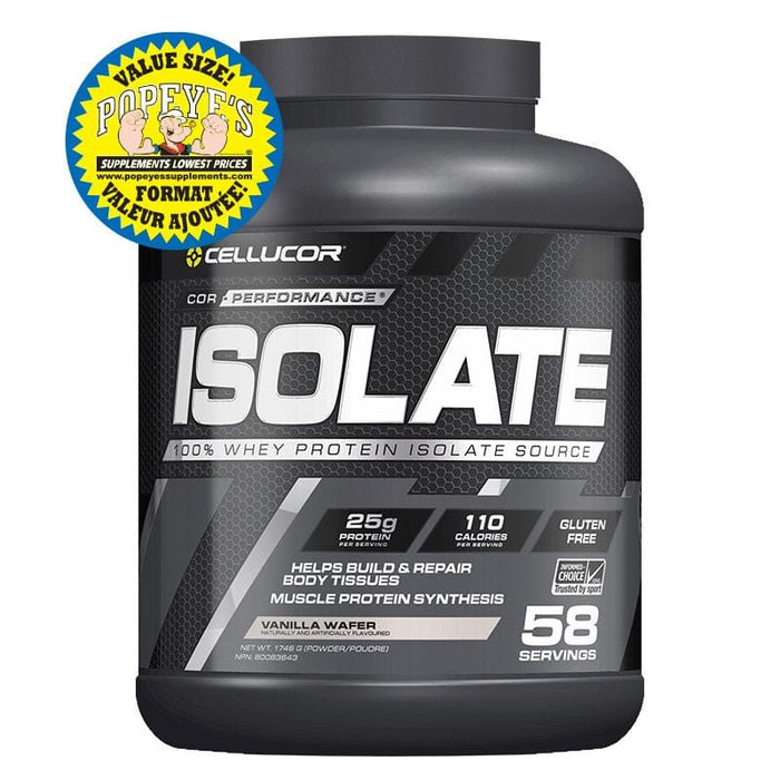 Cellucor Isolate 4lb 842595106466
