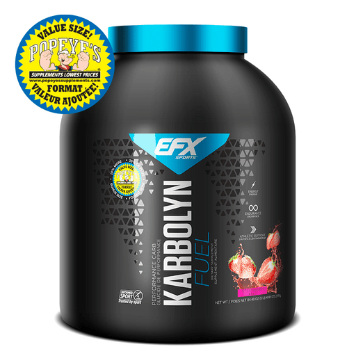 EFX Karbolyn Fuel 5.28lb 737190007043