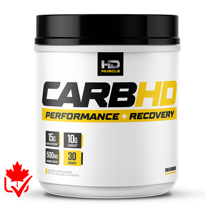 HD Muscle CarbHD 810g