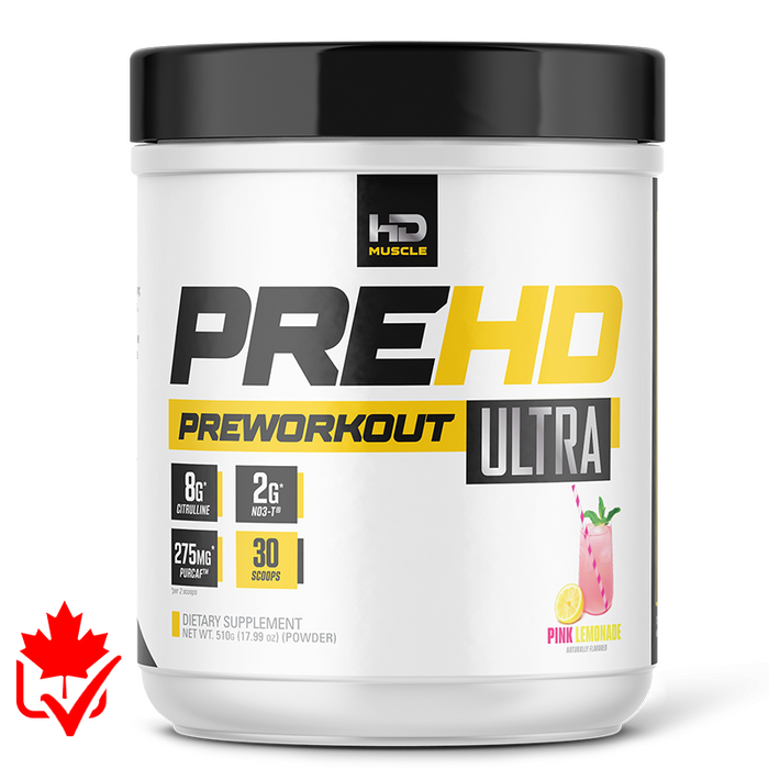 HD Muscle PreHD Ultra 510g