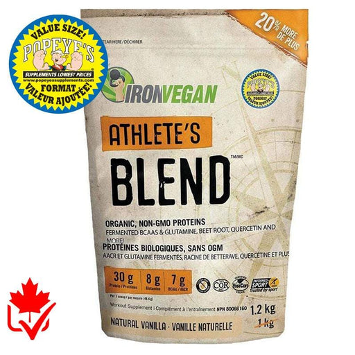Iron Vegan Athletes Blend 1.2kg 83722900946