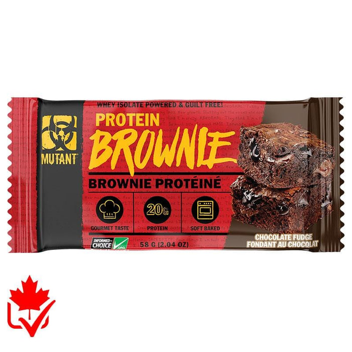 Mutant Brownie à l'unité (1 barre) 627933260013