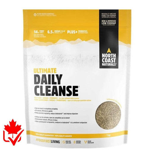 North Coast Naturals Daily Cleanse 1000g 627933101705