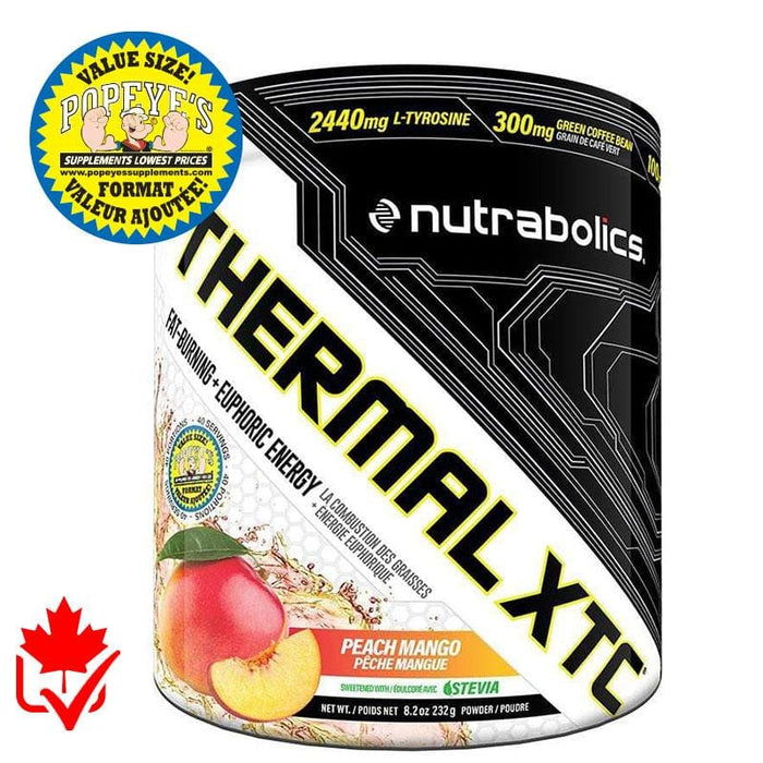Nutrabolics Thermal XTC 232g 019962154850