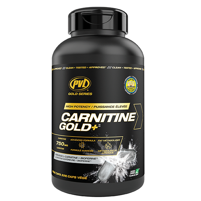 PVL Carnitine Gold 228 caps
