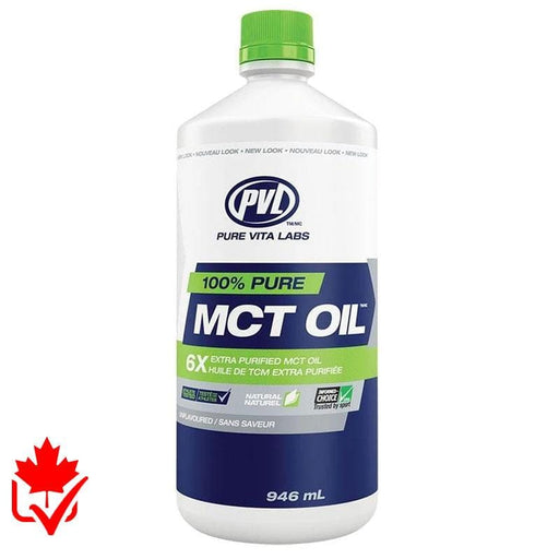 PVL MCT Oil 1000ml 627933035000