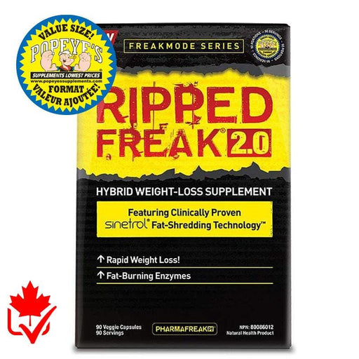 Pharma Freak Ripped Freak 2.0 90 caps 656727771732