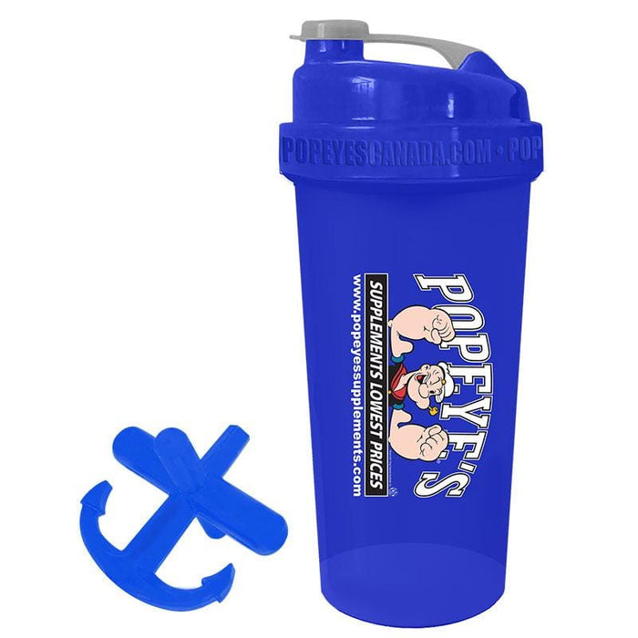 Popeye's Supplements Typhoon Shaker 700ml 612520633981