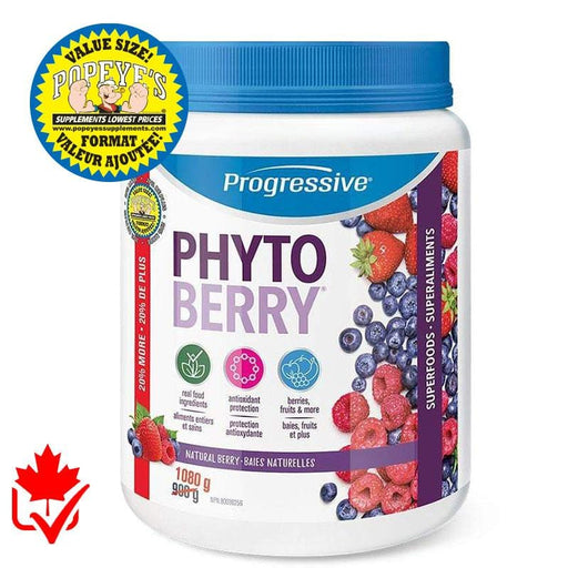 Progressive PhytoBerry 1080g 837229004935
