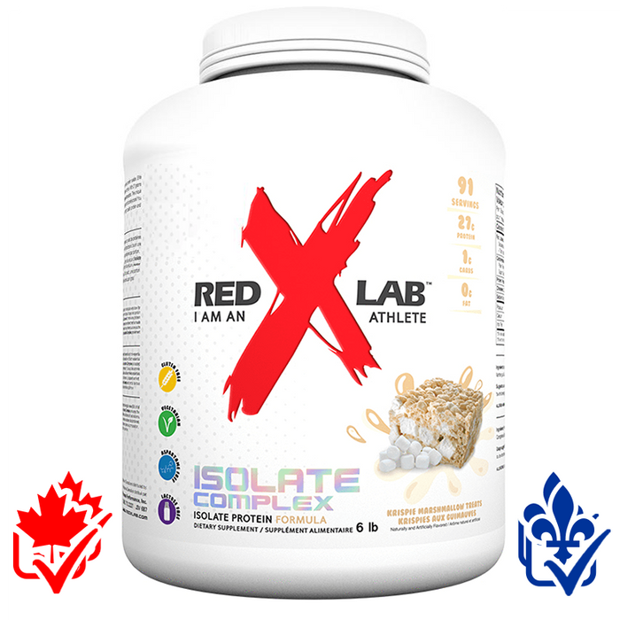 RedX Lab Isolate Complex 6lb