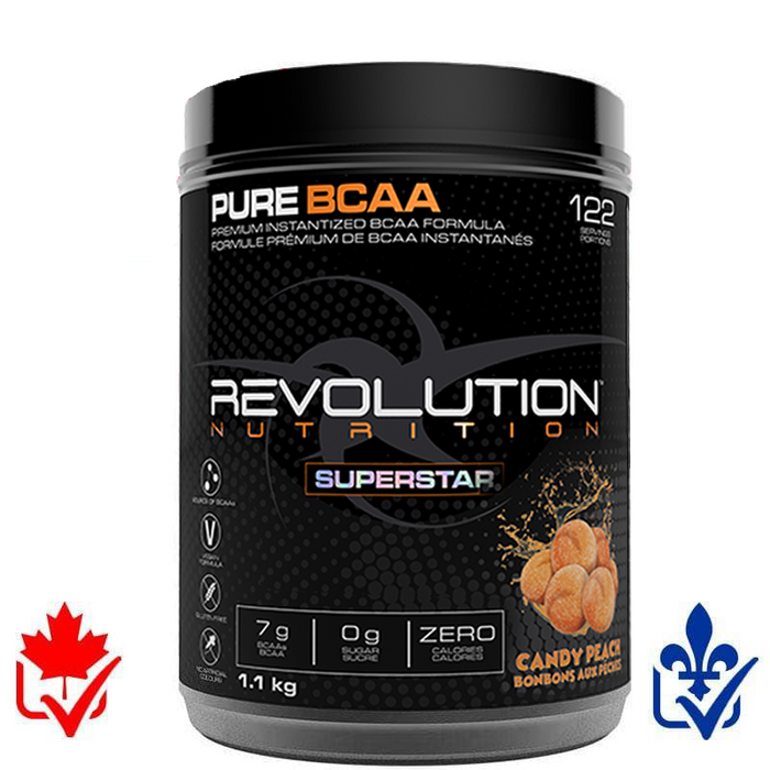 Revolution Pure BCAA 1100g