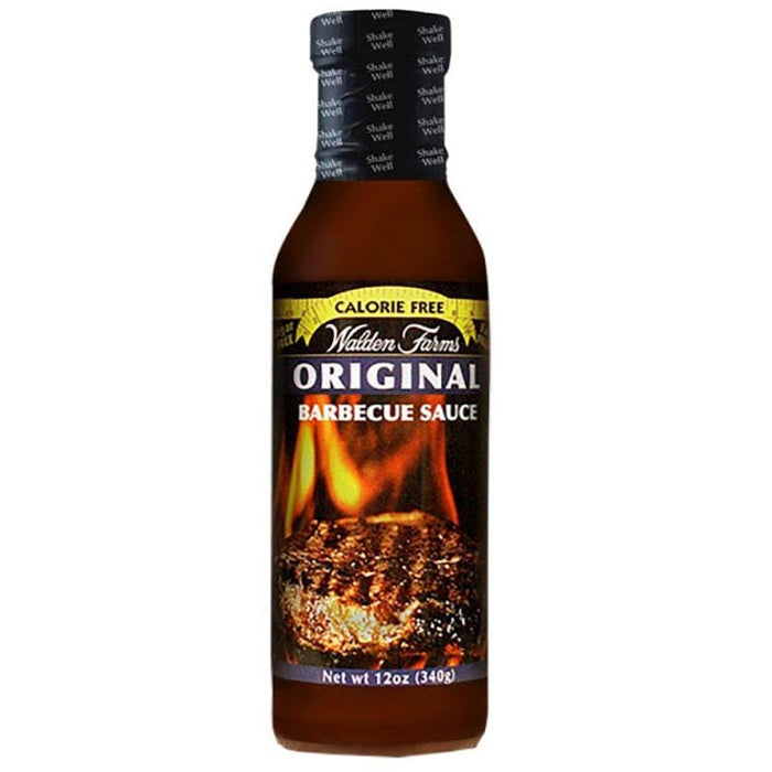 Walden Farms BBQ Sauce 355ml 072457550117