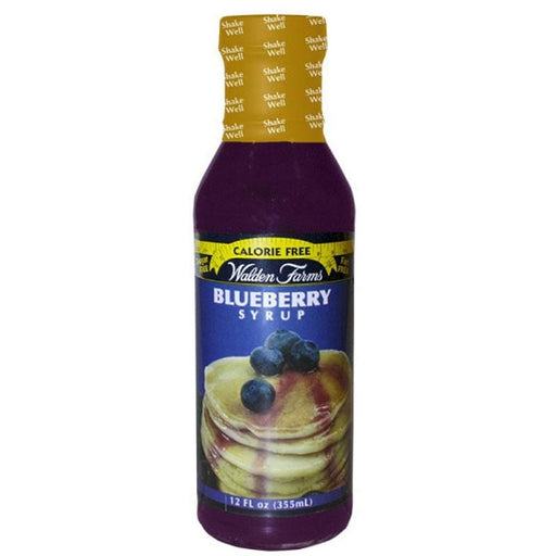 Walden Farms Syrup 355ml 072457880672