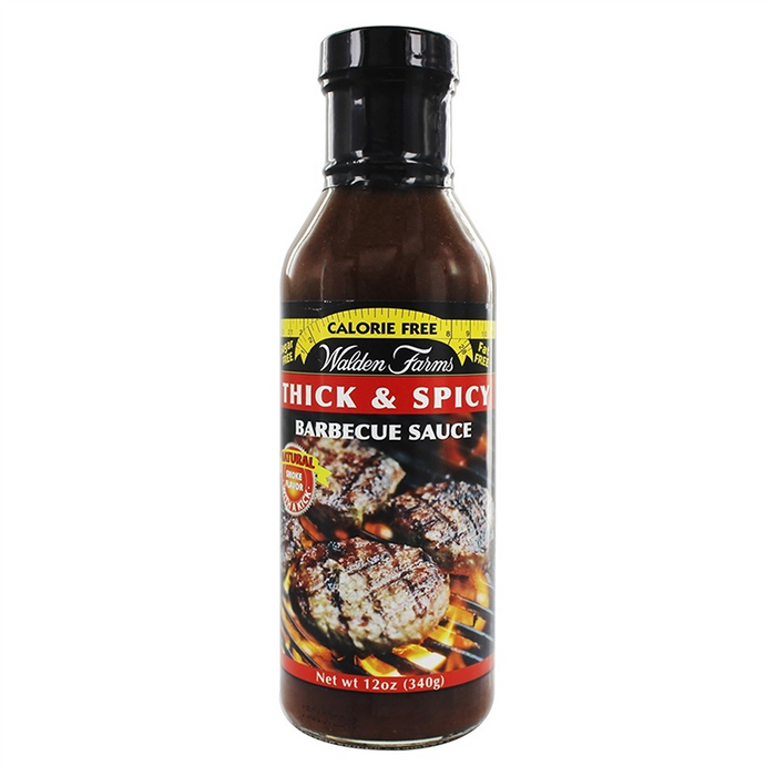 Walden Farms BBQ Sauce 355ml
