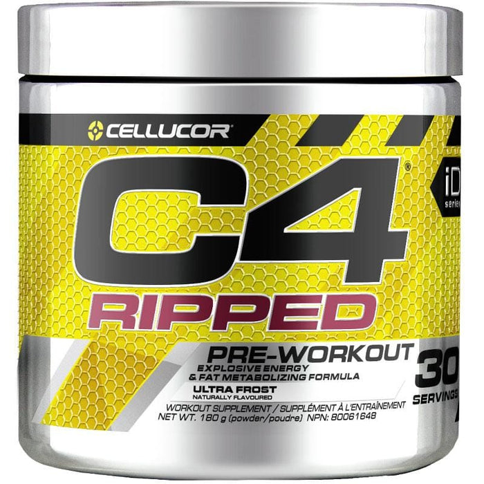 Cellucor C4 Ripped 180g 842595109290