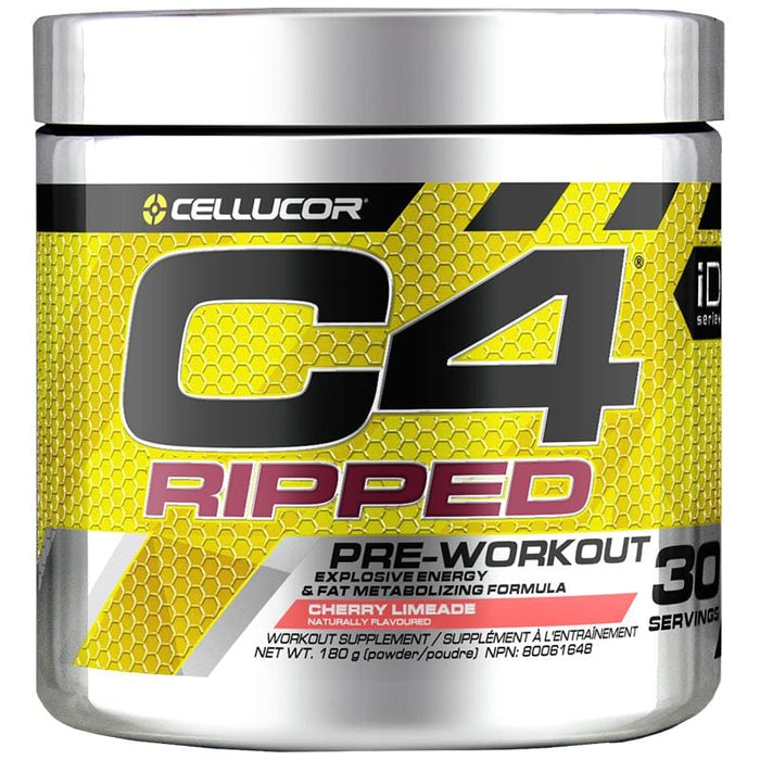 Cellucor C4 Ripped 180g 842595104684