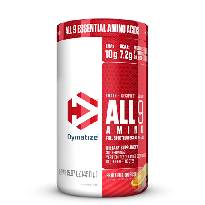 Dymatize All9 Amino 450g