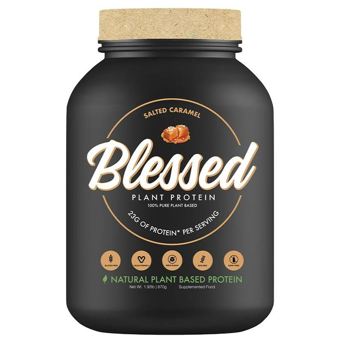 Blessed Plant Based Protein 2lb 858221007496