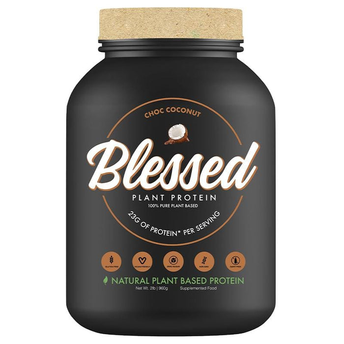 Blessed Plant Based Protein 2lb 858221007502