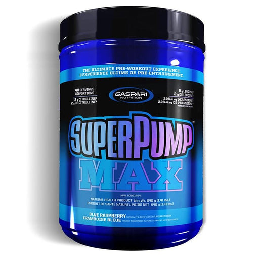 Gaspari Nutrition Super Pump Max 640g 646511007215