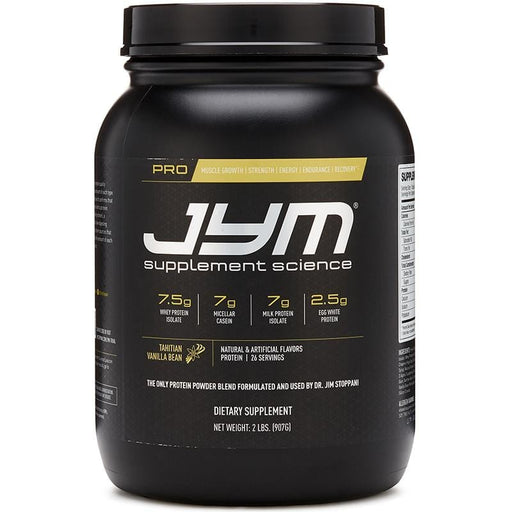 JYM Pro Protein 2lb