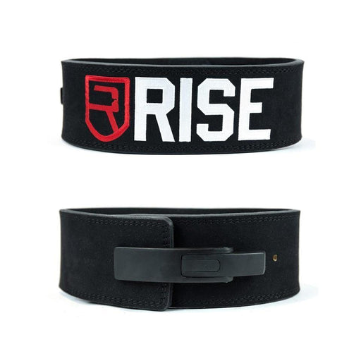 RISE 10mm Lever Belt Black