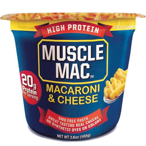 Muscle Mac Mac N' Cheese 3.06oz Cup 856587004258