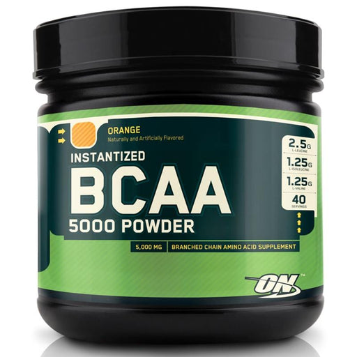 Optimum Micronized Instantized BCAA Powder 336g 748927025217