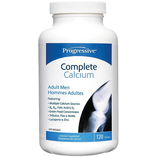 Progressive Calcium Men 120 caps 837229000180
