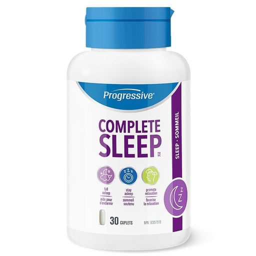 Progressive Complete Sleep 30 caps 837229009220