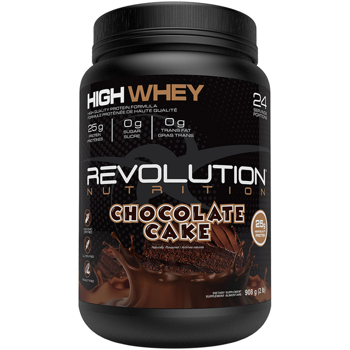 Revolution High Whey 2lb