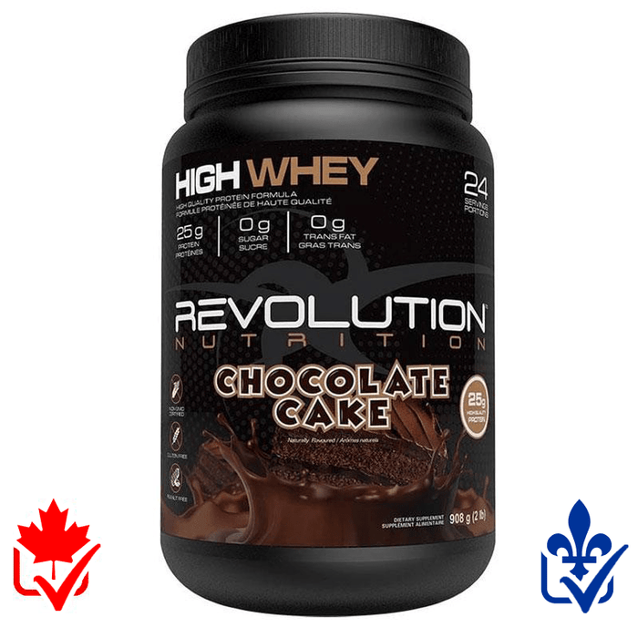 Revolution High Whey 2lb 627531004279
