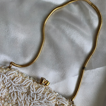 Load image into Gallery viewer, 1970s Hand Beaded Evening Purse