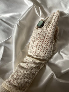 Vintage 50s Mid Length Gloves - Sally De La Rose
