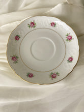 "Load image into Gallery viewer, Vintage Schumann Arzberg Germany 6"" Rose Charger Plate"