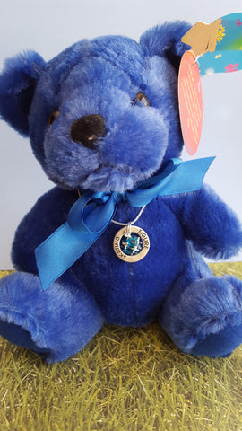 March Bear With Bling