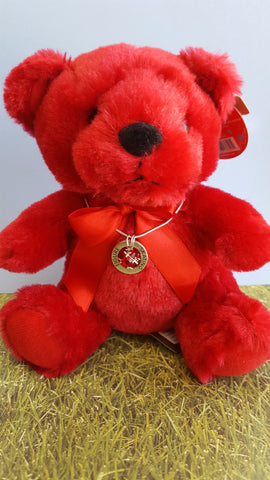 July Bear with Bling