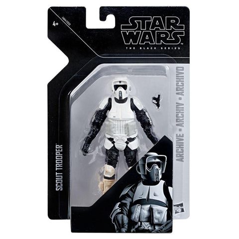 Biker Scout Black Series Archive Actionfiguren 15 cm 2019 Wave 2