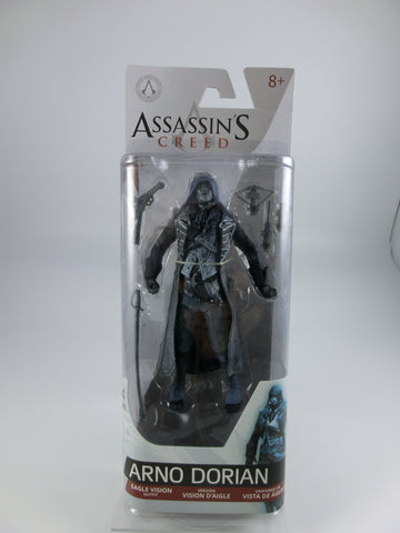 Assassins Creed Arno Dorian Eagle Vision Outfit Action Figur