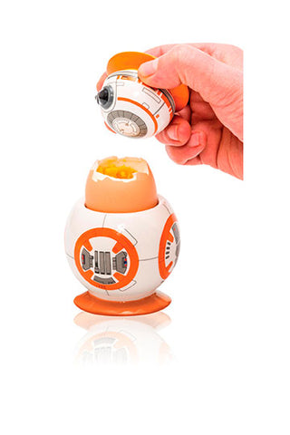 Star Wars Episode VII Eierbecher mit Salzstreuer BB-8