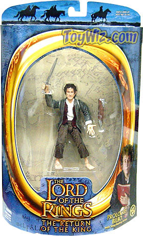 Bilbo Prologue Actionfigur